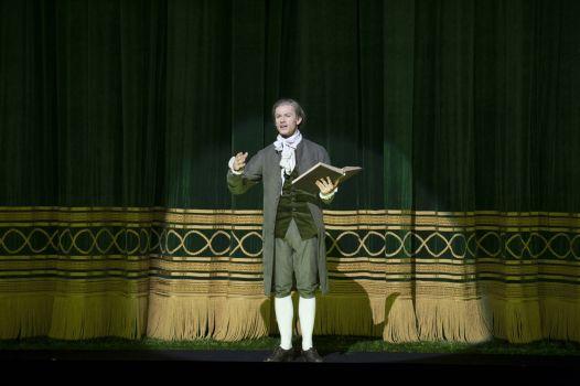 Rousseau Geneva Opera